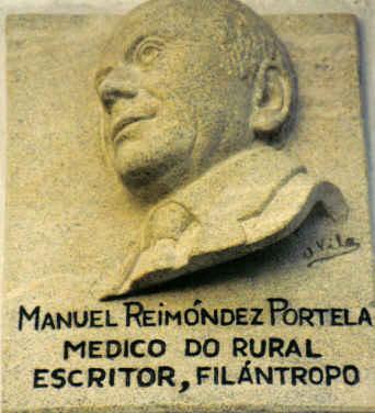 <center>HOMENAXE A MANUEL REIMÓNDEZ PÓRTELA<H6>por Xosé Neira Vilas</H6></center>